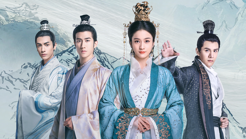 Chinese Drama Princess Silver - Why Did Her Hair Turn White